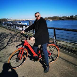 François Pelletier Vélo Bee Cycle