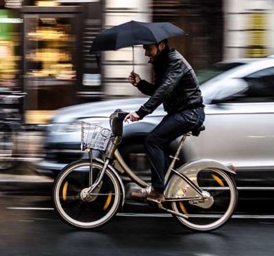 Vélos électriques avec un système d'ABS