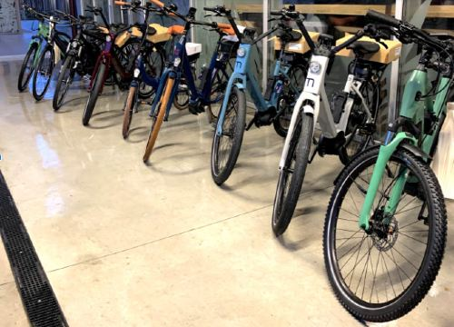 vélo électrique pour collaborateurs