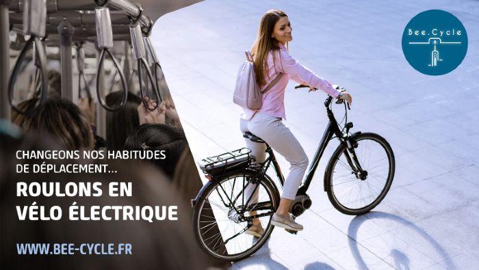 Vélos électriques de fonction sur toute la France