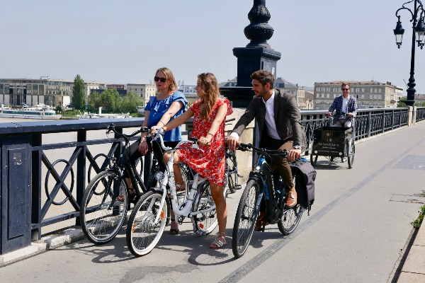 vélo de fonction bordeaux