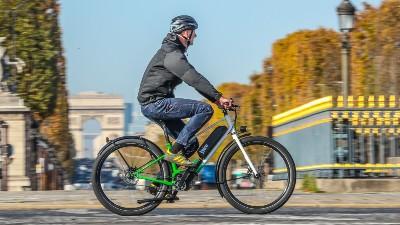 vélo d'entreprise
