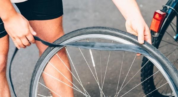 chambre à air vélo