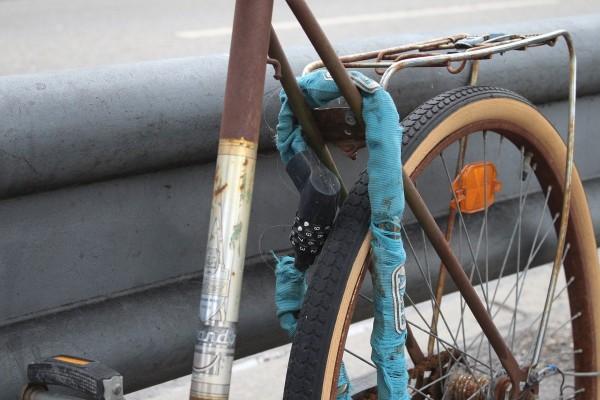 vol vélo de fonction