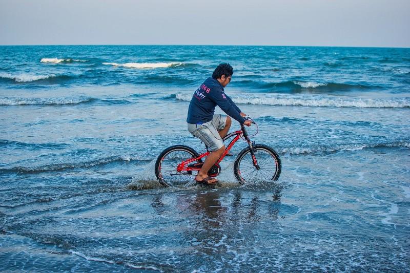 vélo de fonction randonnée