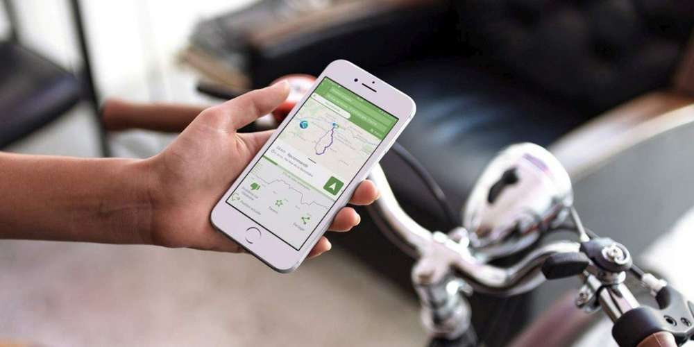 application vélo électrique