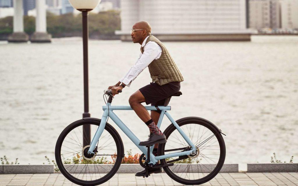 vélo électrique connecté