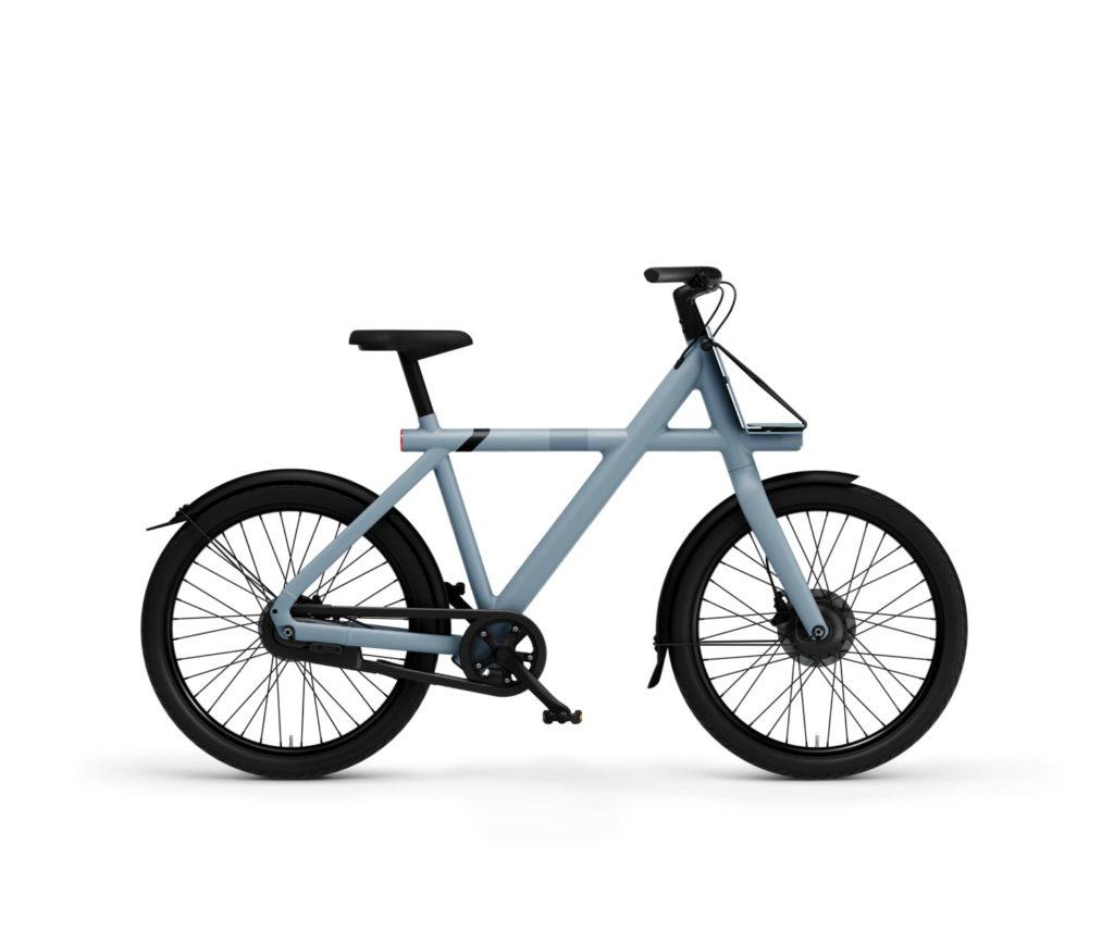 vélo électrique connecté vanmoof